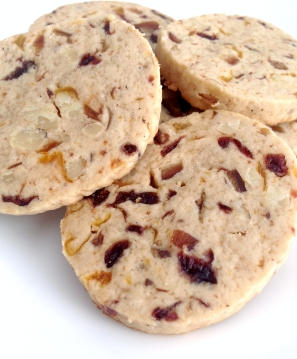 Fruit Cake Tea Cookies Something Sweet